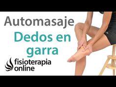 Auto-Masaje para los dedos en garra o encogidos. Relajar los dedos. - YouTube