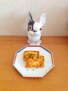 Steak au tofu