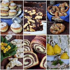RETETE DE POST - CAIETUL CU RETETE Recipes, Food, Vegans, Sweets, Recipies, Essen, Meals, Ripped Recipes, Yemek