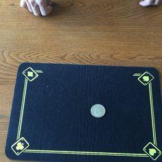 #coinmagic #magician #göteborg Trollkarl från Göteborg visar tricks