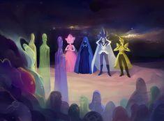 Steven universe,фэндомы,Blue Diamond,SU Персонажи,Yellow Diamond,Pink Diamond,White Diamond,Twenty-seventh,SU art