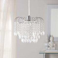 Refresh your home for less. Furniture Decor, Modern Furniture, Ceiling Lamps, Stylish Home Decor, Window Coverings, Chandelier, Wall Decor, Lighting, Inspiration