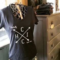 Potentially Chic Arrow T-Shirt - Potentially Chic Now available in our online store - Marketplace