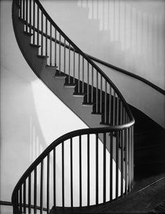 """Linda Butler, """"Spiral Staircase I,"""" from Inner Light: The Shaker Legacy"""
