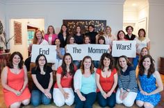 Stop the Mommy Wars: Empowering Photo Series | HerScoop