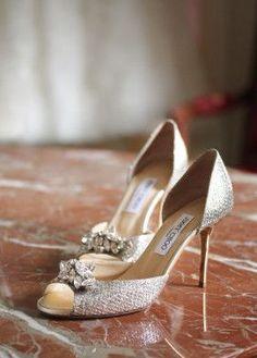 Omni William Penn Wedding   The Event Group   Pittsburgh, Jimmy Choo Wedding Shoes