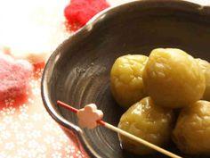 梅シロップ後の実で✿ 梅シロさん簡単煮梅の画像