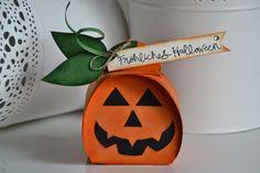 Kreativ mit Liebe!: Zierschachtel Halloween und neue Aktionen von Stampin' Up!
