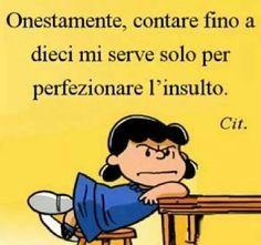 Mafalda sempre la solita.