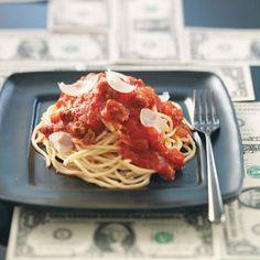 So-Easy Spaghetti Sauce Recipe