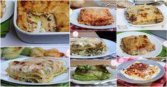 Ricette di lasagne le migliori ricette tutte abbastanza facili, tutte gustosissime, con tanti ingredienti diversi che appena portate in tavola fanno festa.