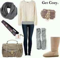 Cozy Winter Wear