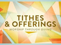 54 Best Tithes Offerings Images In 2018 Challenges Challenge