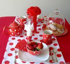 Así podríamos desayunar todas las mañanas :) #PimpiStyle