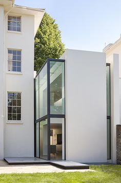 Contemporary extension with glass | Guard Tillman Pollock