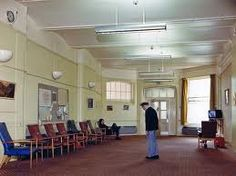 friern barnet hospital h Barnet, Past Life, Asylum, Conference Room, The Past, Table, Home Decor, Decoration Home, Room Decor