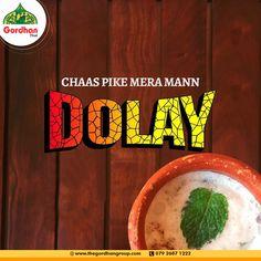 Chaas makes complete Gujarati Thali