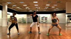 Not entirely sure I can move like this, but worth a shot.... Drop It Low By Sensazao Crew - Sensazao Dance Fitness