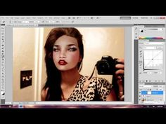 ▶ SecondLife Morphing Tutorial - Photoshop - YouTube