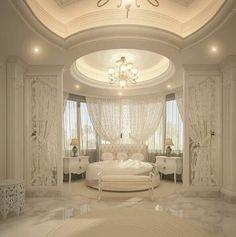 Wonderful royal bedroom*-*