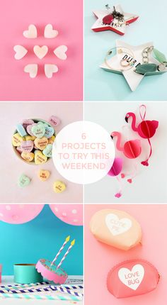 FRIDAY FAVOURITES #76 Space Crafts, Arts And Crafts, Craft Art, Chloe, Valentines Day, Diy, Friday, Place Card Holders, Ideas