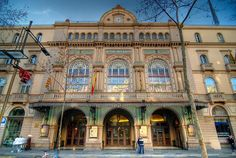 10 Great Theaters You Should Visit In Barcelona