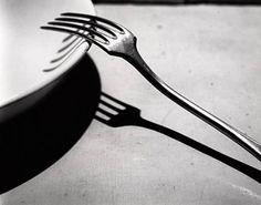 Fork, Paris 1928, Andre Kertesz