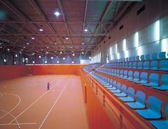 Centro Esportivo Bakio / ACXT | ArchDaily Brasil