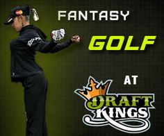 Draftkings ad for Fantasy Golf...we're rather fond of it!