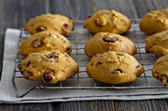 Pumpkin Chocolate Chip Cookies | eBay