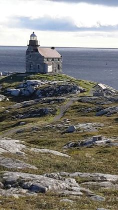 Rose Blanche Newfoundland lighthouse built in 1871 from a nearby granite quarry. It is the only stone lighthouse in Newfoundland. Newfoundland Island, Newfoundland And Labrador, Newfoundland Recipes, Newfoundland Canada, Places To Travel, Places To See, Canadian Things, East Coast Road Trip, Atlantic Canada