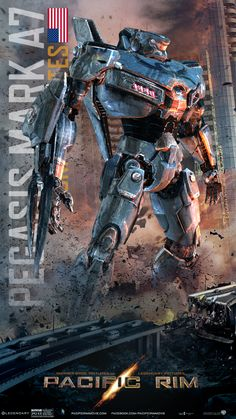 My Pacific Rim Jaeger Pegasis MARK A7