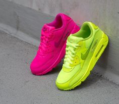Trendy Womens Sneakers 2017/ 2018 : Nike Air Max 90 GS Chewing Gum Pack