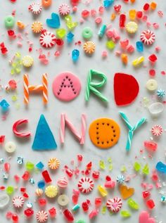 Our Favorite New Book: Candy Aisle Crafts | The Purl Bee