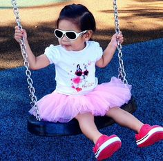 Adorable and stylish in one of  our popular babiators #babiatorsnation