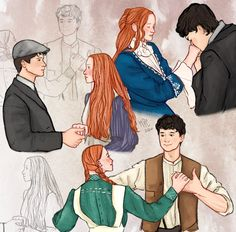 Anne Shirley, Road To Avonlea, Amybeth Mcnulty, Gilbert And Anne, Anne White, Hogwarts, Anne With An E, Gilbert Blythe, Cuthbert