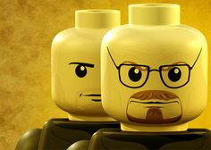 LEGO Breaking Bad Video Game by Brian Anderson