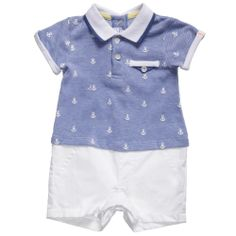 MAYORAL Baby Boys Layered Look Polo Shortie
