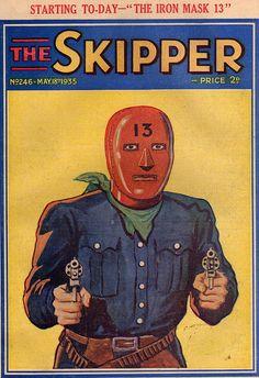 The Skipper, 1935