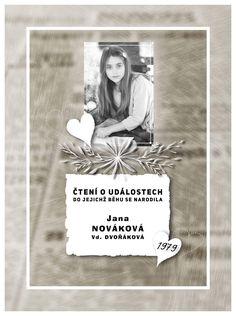 Fotosešit: Čtení o událostech, které se staly v roce 1979 Cover, Books, Libros, Book, Book Illustrations, Libri