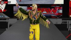 WWE 2K15 DLC Surfer Sting