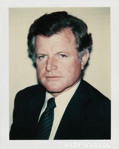 U.S. Senator Ted Kennedy
