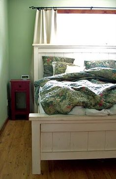 Ana White King Farmhouse Bed - Probably biting off more than I can chew! Her website is awesome!!!