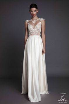 Aurora - Muse by BERTA - Brand new luxury diffusion line by the biggest name in Bridal, coming soon to www.sibridal.com #sibridal #muse #berta #musebyberta #weddingdress #bridal