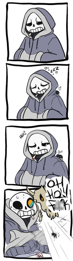 It Just Wants to Chill... #Undertale - Sans