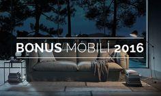 Il bonus mobili è stato prorogato fino al 31 dicembre 2016: detrazione IRFEF del 50% sull'acquisto di mobili ed elettrodomestici e una novità che riguarda le giovani coppie... Scopri i dettagli su: http://www.furnoarredamenti.it/207-2/
