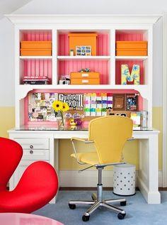 Идеи стильных рабочих уголков - Дизайн интерьеров   Идеи вашего дома   Lodgers