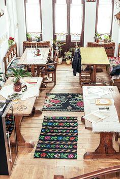 adelaparvu.com despre restaurant tranditional romanesc La Conac, Iasi, Romania (52)