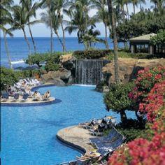 Hyatt regency in Maui