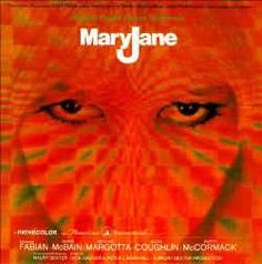 Mike Curb And Larry Brown: 'Mary Jane' LP cover of original motion picture soundtrack, US 2012 Oz Magazine, Lp Cover, Classic Rock, Lps, Soundtrack, Larry, Psychedelic, Mary Janes, Novels